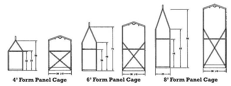 concrete-panel-cages